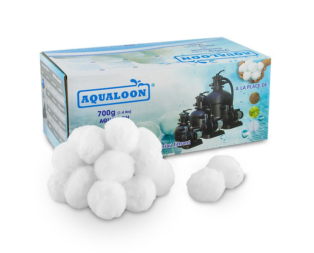 Aqualoon filterbolletjes